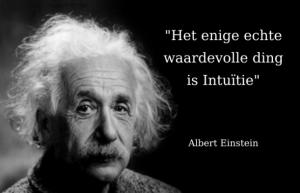 Intuitie ontwikkelen